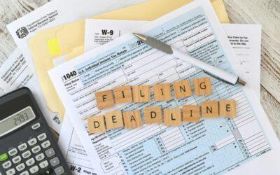 FBAR deadline is April 15, 2021